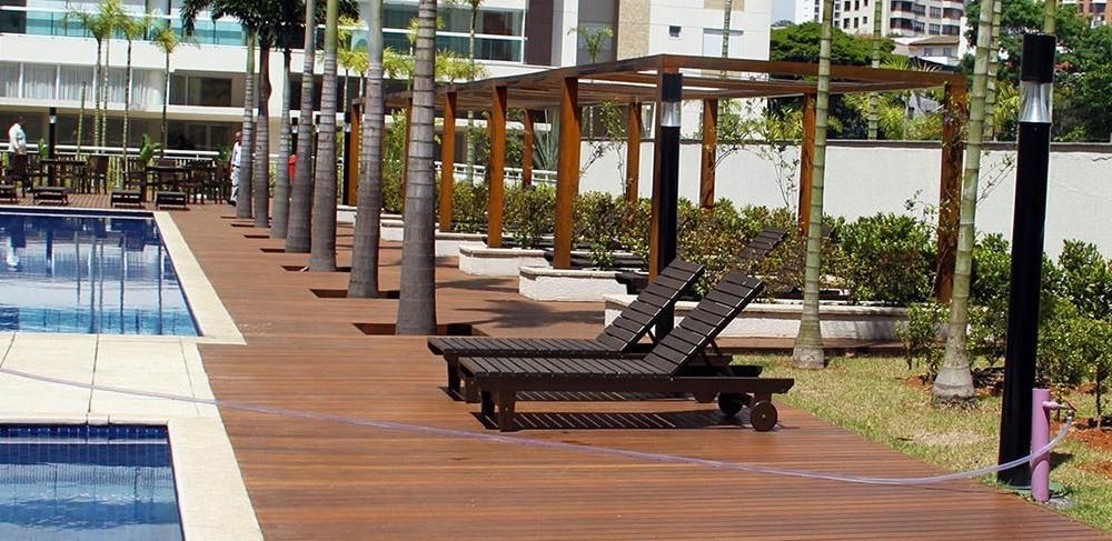 Qual a durabilidade de um deck de madeira?