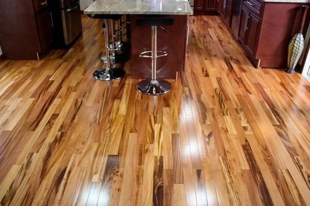 Como conservar o piso pronto de madeira?