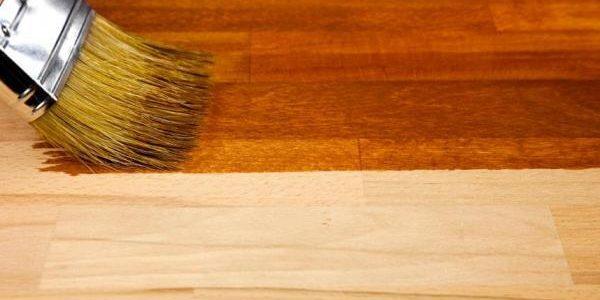 pintura piso de madeira
