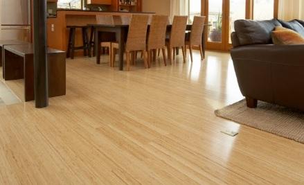 Quais são as vantagens do piso de bambu?